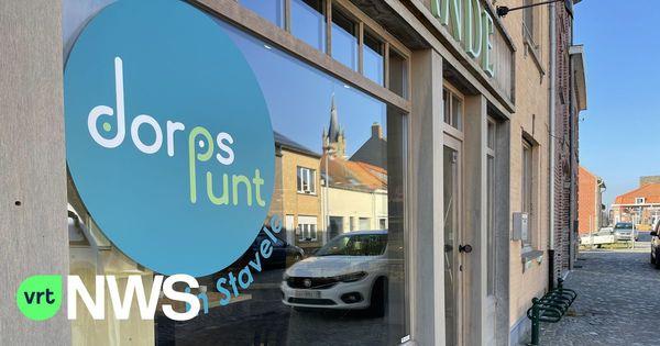 """""""De Lovie"""", une structure d'insertion de personnes en situation de handicap, ouvre un magasin de proximité à Stavele - De Lovie opent dorpswinkel in Stavele"""