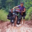 Vídeo de la charla de Laura Martínez. Diez años en bici por todos los continentes