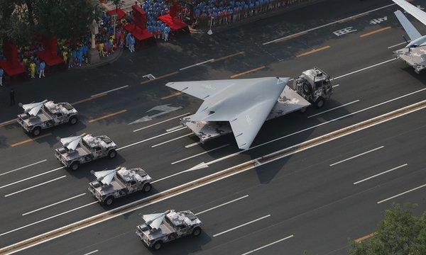 Chinese legislator urges enhanced drone usage in border regions