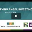 Demystifying Angel Investing