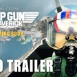 Top Gun: Maverick Trailer IN LEGO