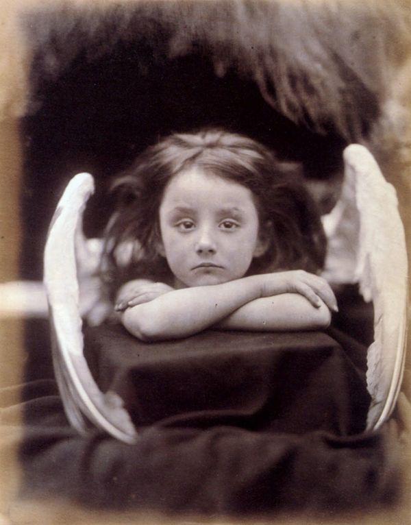 Julia Margaret Cameron, I Wait, 1862