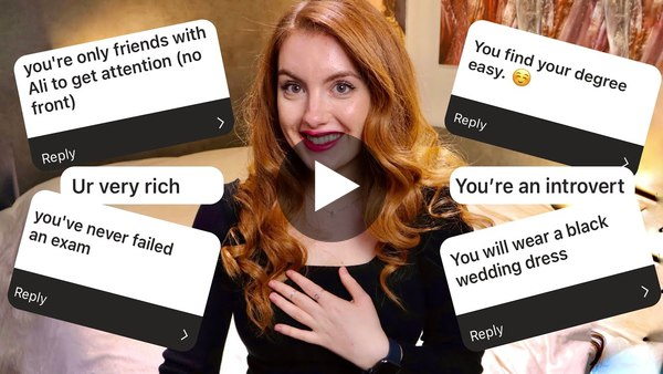 Money, Accents and Privacy - Answering Your Assumptions About Me - 10,000 Subscribers!