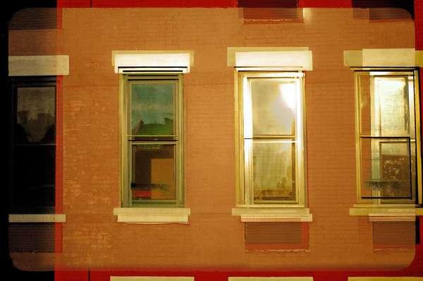 Windows to the Future, New York City, January 2021