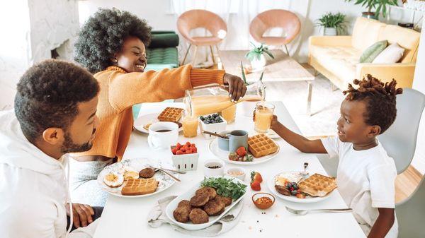 Sozialpädagoge: Darum ist es wichtig, gemeinsam als Familie zu essen