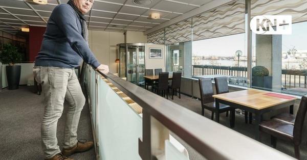 Schloss-Restaurant schließt: Ende einer Kieler Institution