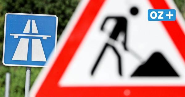 Autofahrer aufgepasst: A 20 bei Tribsees am Donnerstag voll gesperrt