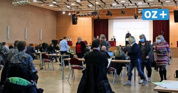 Nach AfD-Hetzrede im Kreistag in Grimmen: Grüne wollen Verfassungsschutz einschalten