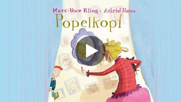 Prinzessin Popelkopf – animierter Vorgeschmack aufs Bilderbuch vom Verlag Voland & Quist