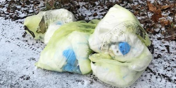 Warum es für den Landkreis Havelland so schwierig ist, Müllsündern auf die Spur zu kommen