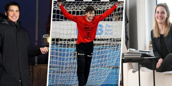 Alles Handball, oder was? Das sind Kiels Sportlerin und Sportler des Jahres 2020