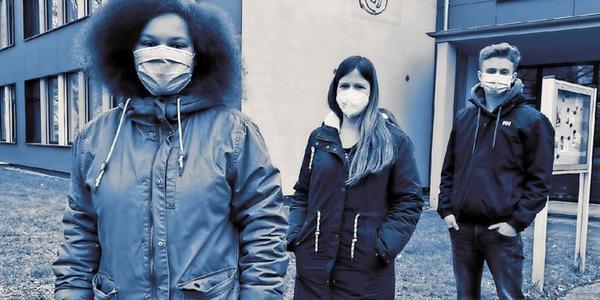 So haben eine Lübecker Lehrerin und ihre Schüler die Krise erlebt