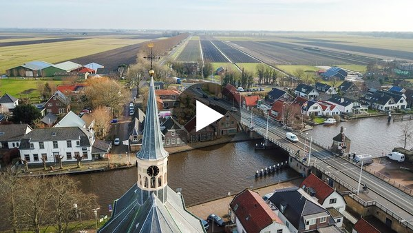 WOUBRUGGE - Dronebeelden Van Hemessenkade nummer 5 (video)