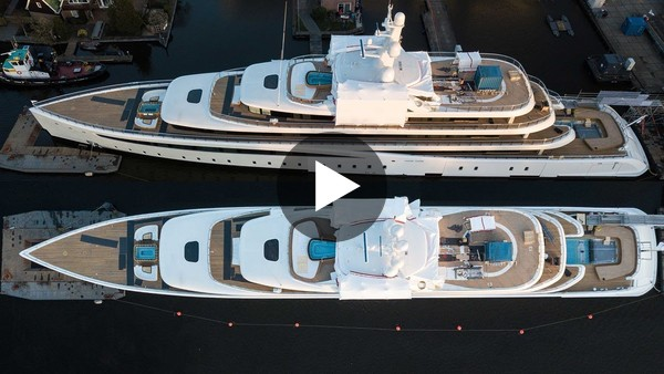 KAAG - Tewaterlating Feadship Viva (Project 817)