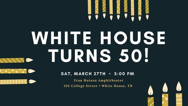 White House Turns 50 | Birthday Celebration