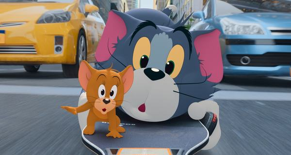Private theater rentals helped make the Tom & Jerry movie a hit | Quartz