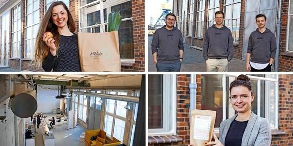 Neuer Innovation-Port: Junge Existenzgründer in Wismar ausgezeichnet