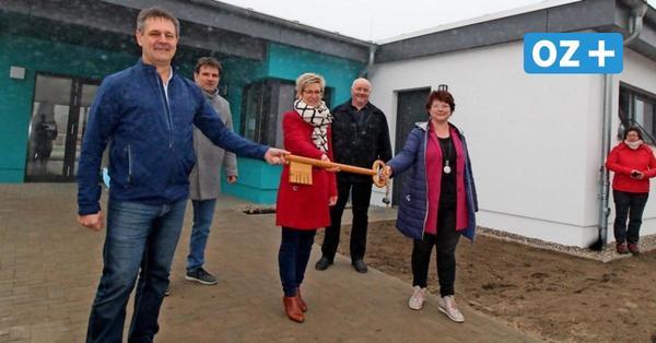 Neues Hortgebäude auf Insel Poel begeistert die Kinder
