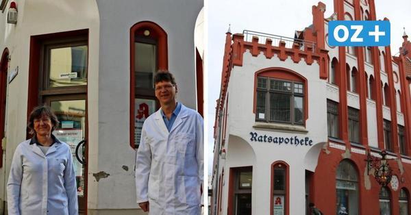 Nach abgewendeter Schließung: Wismars älteste Apotheke öffnet wieder