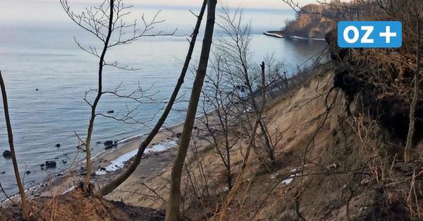 Wandern auf Rügen: Traumausblicke vom Göhrener Nordperd