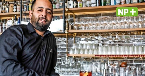 """Hassan Bouzidi vom Restaurant """"Havn"""" plant große Rooftopbar"""