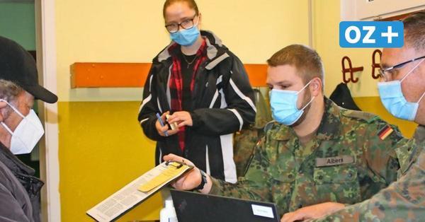 Jetzt geht es los: Impfzentrum Bad Sülze ist seit Montag geöffnet