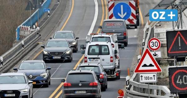 Tempo 10 auf Schnellstraße: Ist die A20 die langsamste Autobahn der Welt?