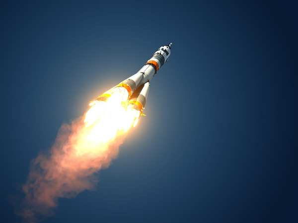 The Rocket Of The The Subscription Economy