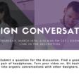 Design Conversation with Aristotle's Cafe   Meetup