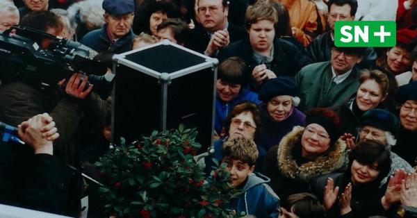 Wie Michail Gorbatschow vor 23 Jahren nach Stadthagen kam