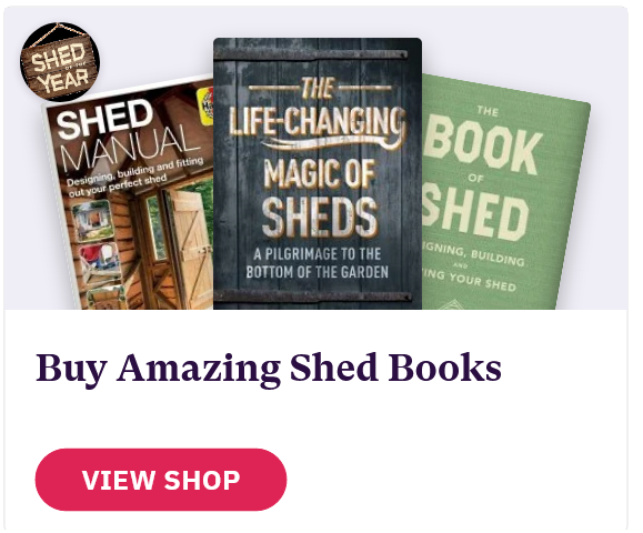 Buy Shed books (aff)