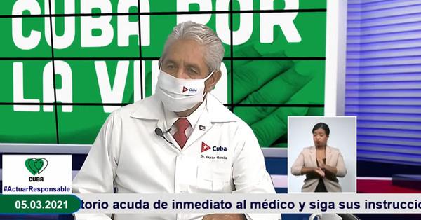 Coronavirus en Cuba: cinco fallecidos y 777 nuevos casos