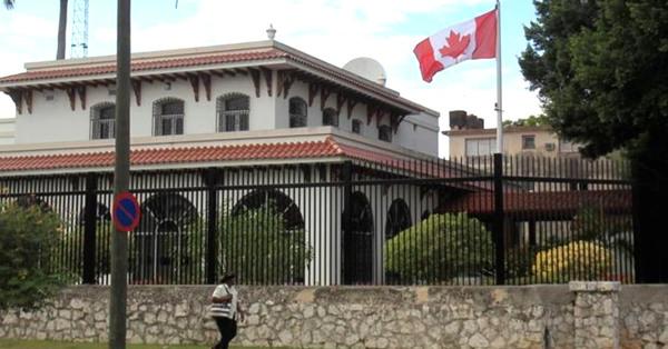 Abogan por normalizar servicios de Embajada de Canadá en Cuba