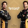 eToro and DS TECHEETAH change face of sponsorship with unique profit only deal | DS TECHEETAH