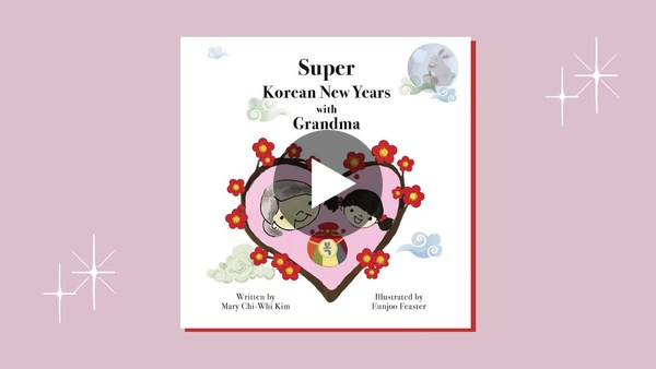 TBR Books - Super Korean New Years with Grandma