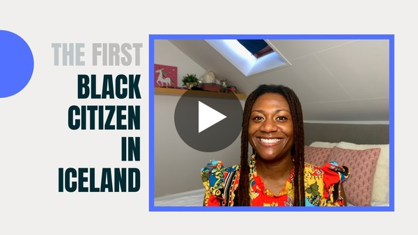 Iceland's First Black Citizen - Hans Jonathan