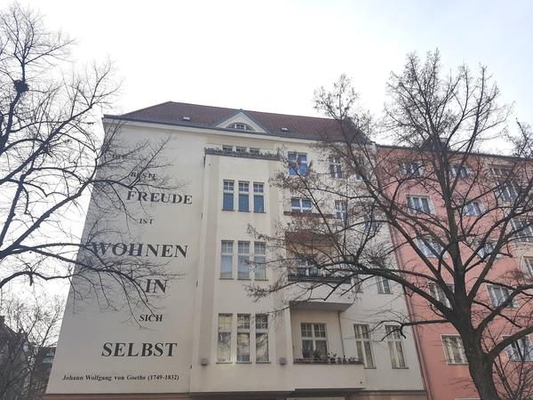 Het laatste woord is voor Goethe, met dank aan Allard van Gent (via Twitter).