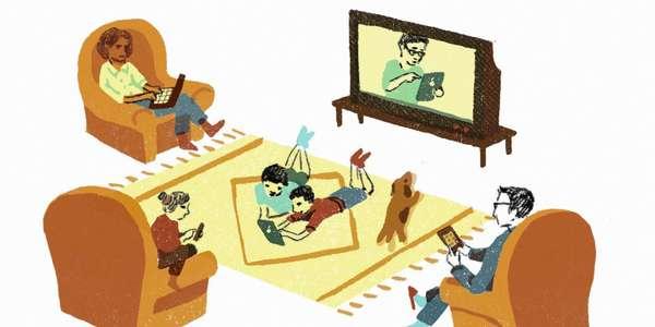 Usages du numérique: «La question du temps d'écran, c'est le degré zéro de l'analyse»