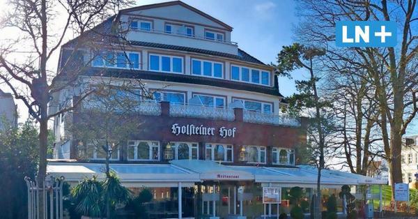Holsteiner Hof in Timmendorfer Strand: Hotel im Zentrum wird abgerissen