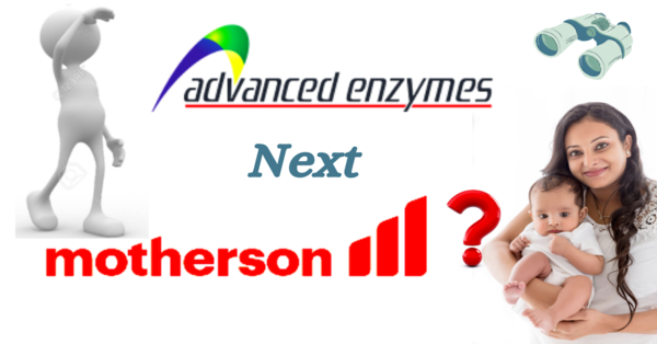 Is Advanced Enzymes Next Motherson Sumi?