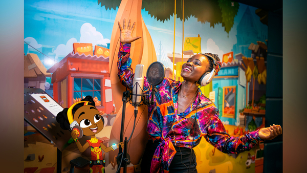 Lupita Nyong'o teams up with startup Kukua for 'Super Sema', Africa's first kid superhero animated series