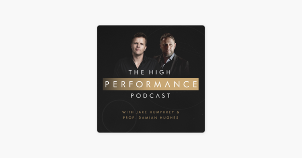 🎧 The High Performance Podcast