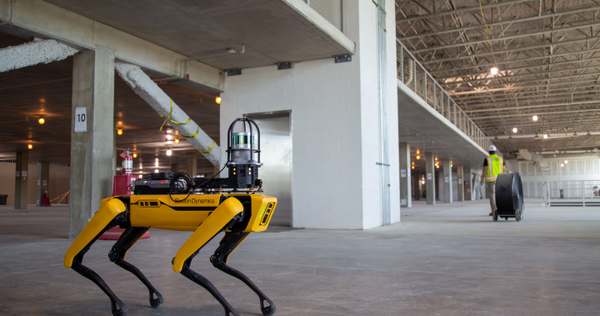 Robot dogs the newest 'employees' at Alberta Shell refinery