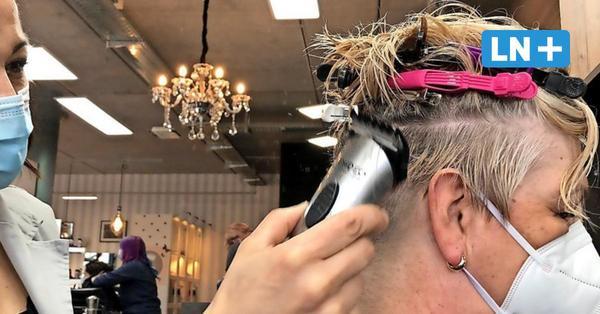 Corona-Lockerungen mit Vorher-Nachher-Vergleich: Was ein neuer Haarschnitt bewirken kann