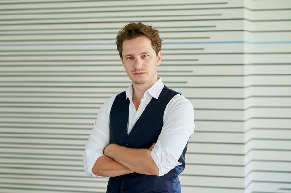 Sebastian Bluhm, CEO Plan D