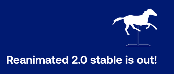 Reanimated 2.0 stable release