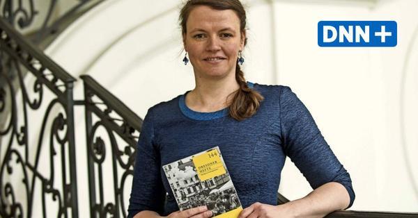 Diskurse über die Vergangenheit: Dresdner Geschichtsverein hat eine neue Geschäftsführerin