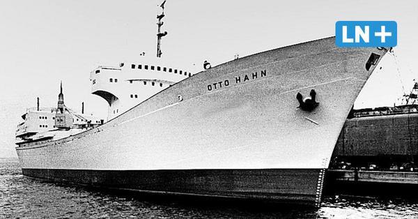 """Die """"Otto Hahn"""": Erinnerung an Deutschlands einziges Atomschiff"""