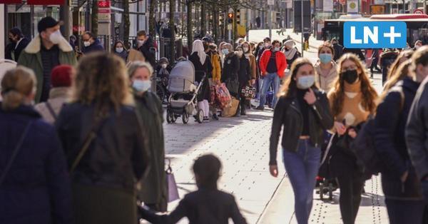 Geschäfte öffnen nach Lockdown - so sieht es in den Einkaufsstraßen aus
