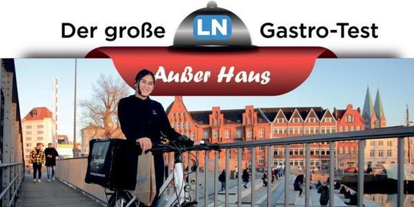 Macht mit: Wir suchen den besten Liefer-und Abhol-Service rund um Lübeck!